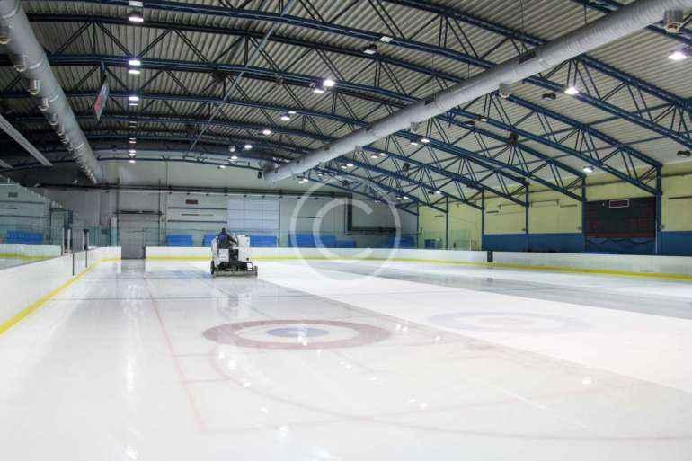 The ice ring fair play
